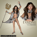 Evadne Exclusive Stock by stockkj