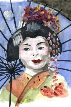 Geisha by jennieB