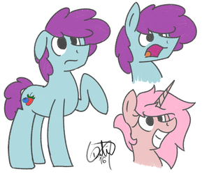 Doodle - Berry/Sam by dpippin
