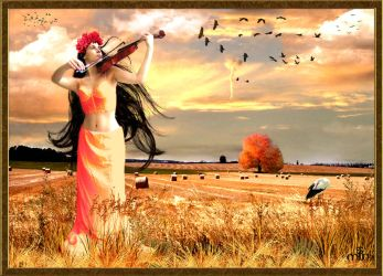 ANTONIO VIVALDI_AUTUMN by Umina