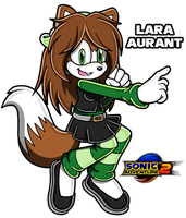 Lara Aurant - SA 2015 by Bubbleslou