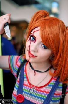 Girl Chucky by CGrommeshPhotography