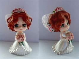 Custom Nendoroid - Josianna Mayflower - Bride by Vault44