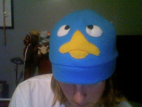 Perry the Platypus Hat by Fanatsi