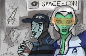 GLTAS: Space Con by carrinth