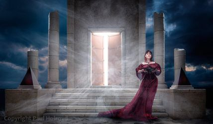 The Mistress of the Gate by phphotoimages