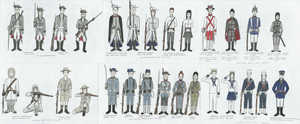 Some random late 1890's/ early 1900's infantry by caiobrazil