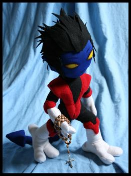 Nightcrawler by pheleon