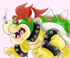 Bowser by DreamyWeegie