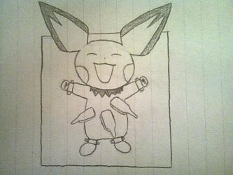 Pichu table torture by foxemon