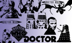 Doctor Who by love-metal