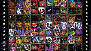 UCN Roster Redraw(70/20 and AU edition?) by Ltlka55