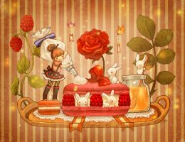 Macaron Story by ethe