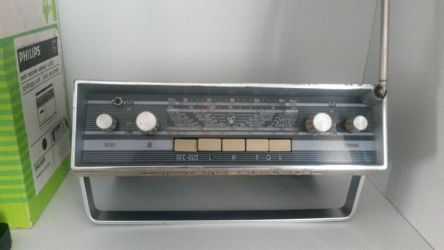 Blaupunkt Parade Portable Radio/Car Radio by MrPlymouth1998
