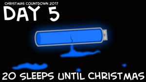 Christmas Countdown - Day 5 by LBN-Object-Terror