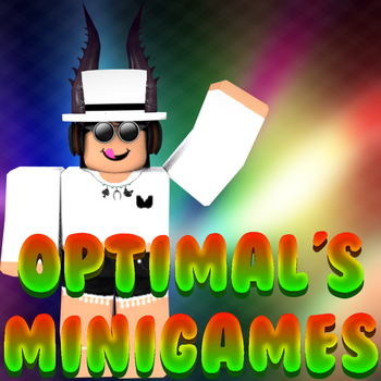 Optimal's Minigames Game Logo by Tom-Ford