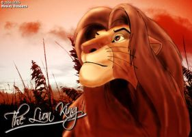 The Lion King by open-minded-genius