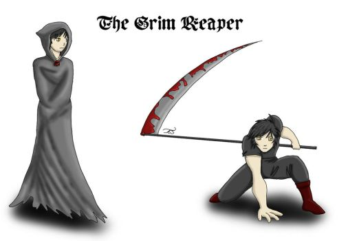 Grim Reaper by Frostbite711
