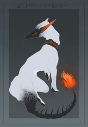 Fell Fire - Adopt - SOLD by Winterfaux