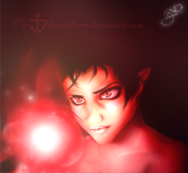 It's my Red Star by The-Nightsister