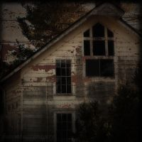 The Attic Window by hummbuzz