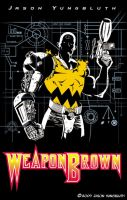 Weapon Brown  Cover by Weapon-Brown