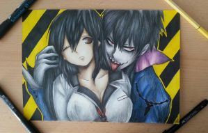 Blood Lad by aBunny15