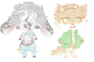 soft adopts (prices reduced!) by arcamae