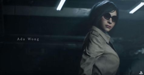 RE2 Remake Ada Wong 4 by xGamergreaserx