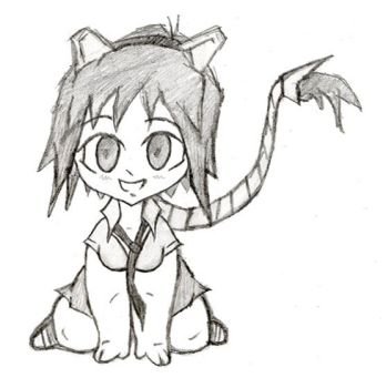 Chibi Rulia for qrullgx13 by Misocute101