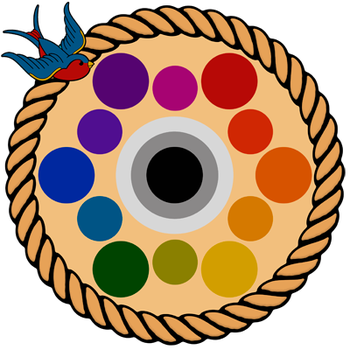 Tattoo Ink Color Pallet by hassified