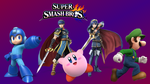 My Super Smash Bros. Mains (As of August 2015) by Dollarluigi