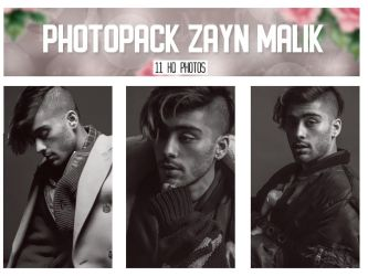 Photopack #5 Zayn Malik by lollipop3103
