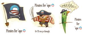 Pirates fer 'ope by Quezzie