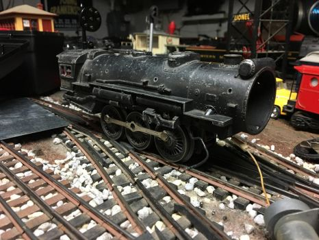 Lionel 225e Shell by Engine97