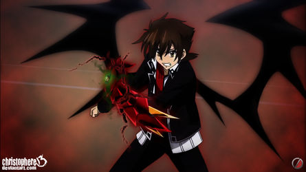 High School DxD Issei Hyodo by Christophere13