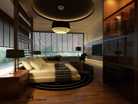 Bedroom Apartment by deguff
