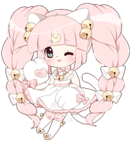 SMALL CHIB: PrettyLadyC by cutesu