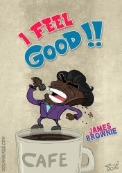 James brownie by Camikaze