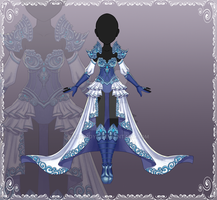 [Close] Adoptable Outfit Auction 127 by Kolmoys
