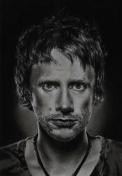 Dominic Howard - Muse by NatyPedretti