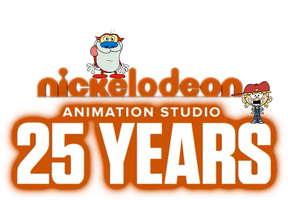 Celebrating 25 Years for Nick Animation Studios by jared33