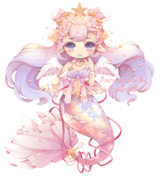 Stardust Mimosa | Fairy Vial by ViPOP