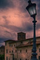 Evening atmosphere in Rome by CitizenFresh
