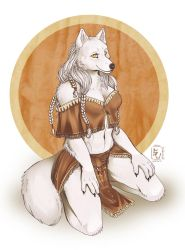 The Wisest Vixen by muddness