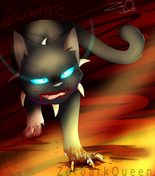 Scourge of Bloodclan by QueenOfIllusion