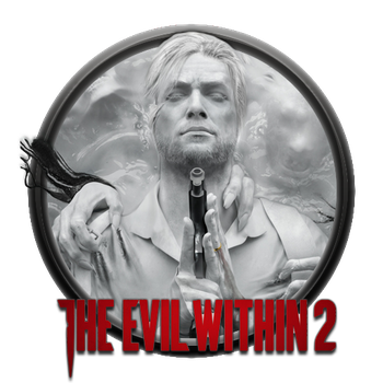The Wvil Within 2 [2017] Round Folder Icon by deoxsis
