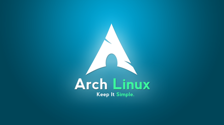 Arch Linux Wallpaper By SullyVanCraft On DeviantArt
