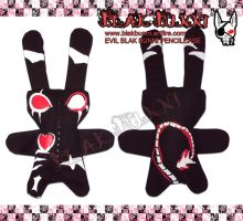 Blak Bunni Bag by BlakBunni