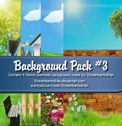 Background Pack #3 by StoneHeartedHan